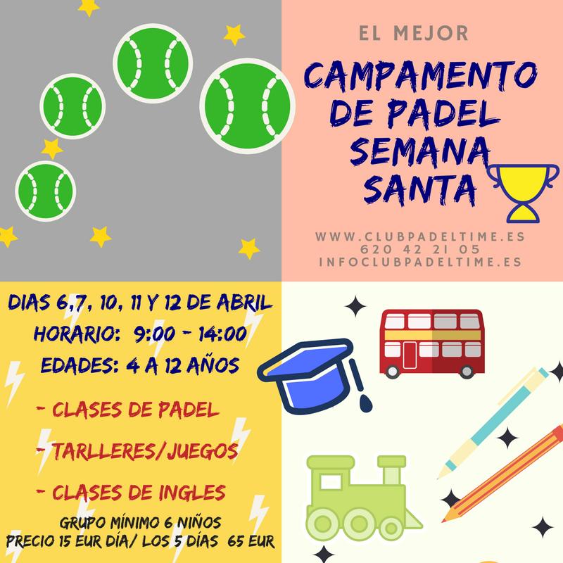Campamento Semana Santa para niños